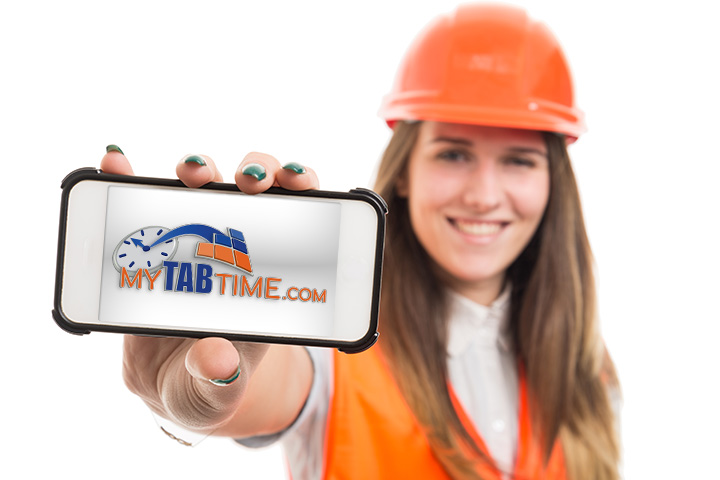 Sign in to log billable hours in the field