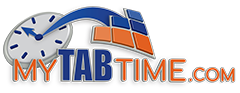 My TAB Time Logo