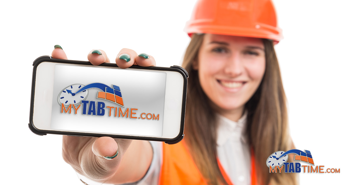 MyTABTime - Time-tracking App for Employees